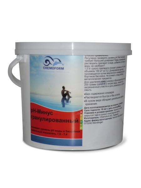 РН минус гранулированный Chemoform, 5 кг