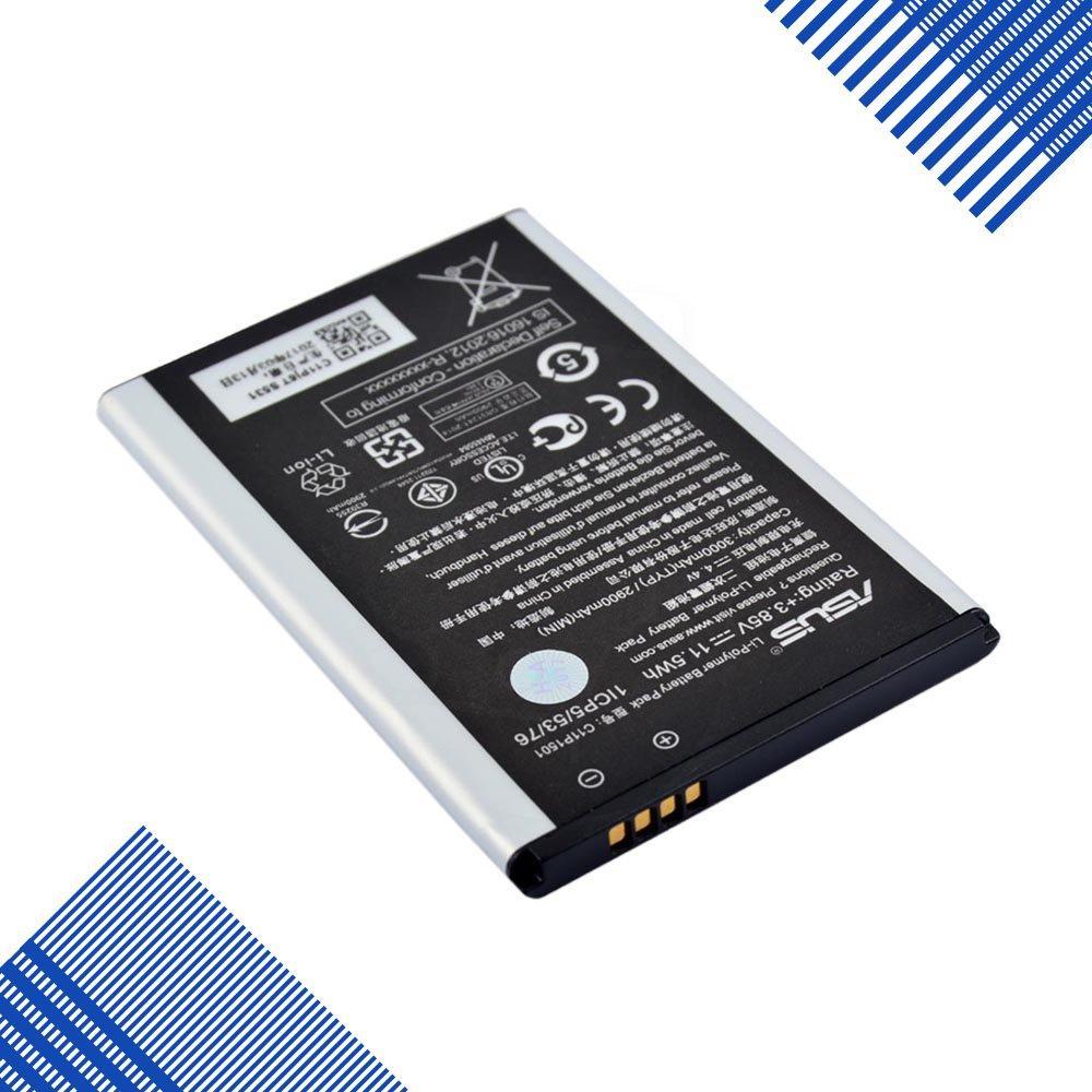 Аккумулятор для Asus Zenfone 2 Laser ZE551KLL Selfie ZD551KL (C11P1501)