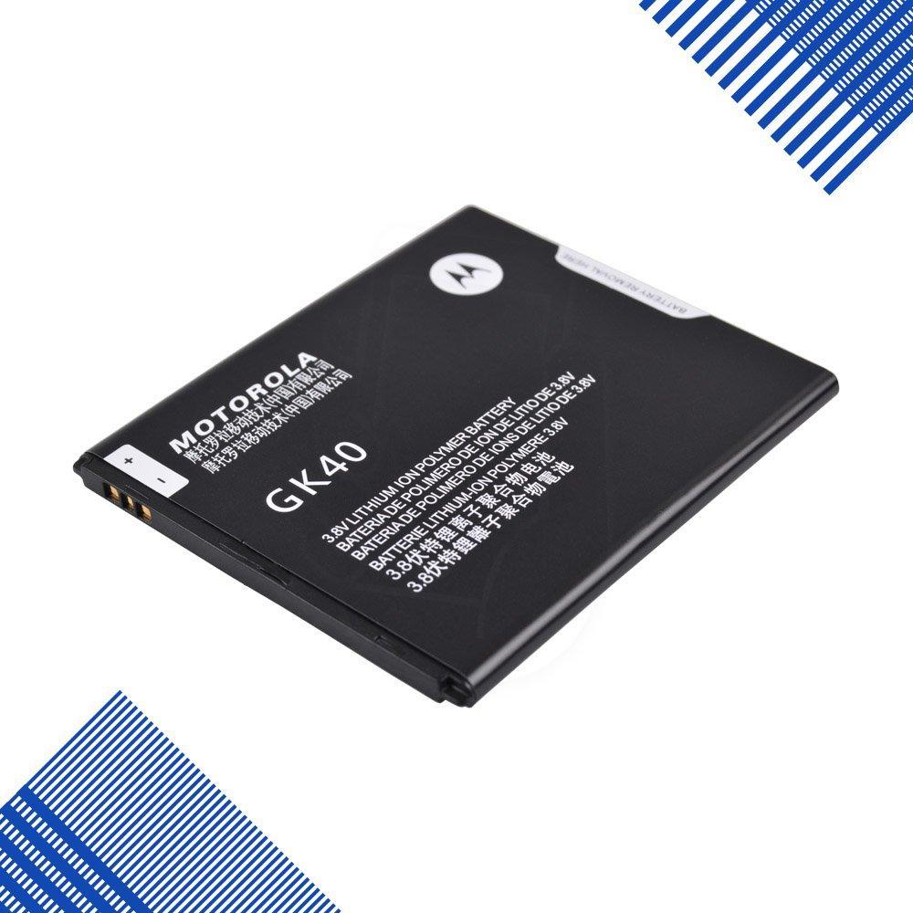 Аккумулятор для Motorola XT1600 XT1601 XT1603 XT1607 XT1609 XT1672 XT1677 (GK40)