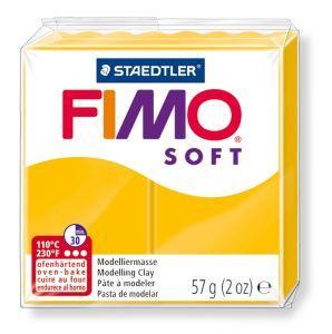 Пластика Soft, Жовта, 57 м, Fimo