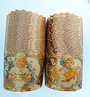 Бумажные формы для выпечки оптом 90*85 Викторианские