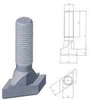 Болт анкерный фундаментный DIN 797 от М 24 до М 100