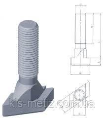 Болт анкерный фундаментный DIN 797 от М 24 до М 100, фото 2