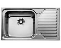 Кухонная мойка Teka CLASSIC MAX 1B 1D RHD (11119200) нержавеющая сталь