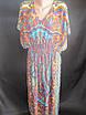 Длинные платья из штапеля для женщин., фото 2