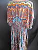 Длинные платья из штапеля для женщин., фото 4