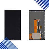 Дисплей HTC Desire 626, 626G Dual Sim  с тачскрином в сборе, цвет черный