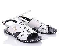 Босоножки женские Summer shoes LV01 белый (36-40) - купить оптом на 7км в одессе