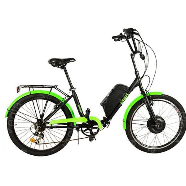Электровелосипед SMART24-MX01 Люкс 500W/48V (литиевый аккумулятор 48V)