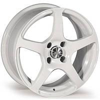 Литые диски ZW-D550 W (daewoo, chevrolet, ВАЗ) R13, PCD 4*100, ET 35, DIA 67.1
