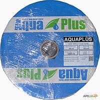 Капельная лента Аква-плюс (Aqua-plus) - 8mils*10см*1литр в час, фото 1