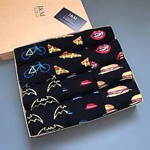 Набор носков 12 пар I&M Craft Elegant's с разными принтами (070241)