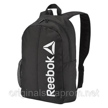 de282efad7fc Рюкзак Reebok черный для тренировки Active Core Backpack DN1531, фото 2