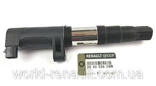Renault (Original) 224333529R - Катушка зажигания на Рено Симбол, Клио 1.6i 16V K4M