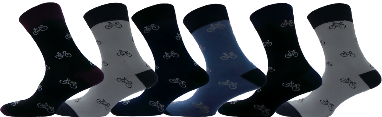 """Чоловічі шкарпетки з високоякісної бавовни, еліт """"lomani"""""""