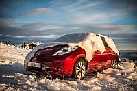 Особенности эксплуатации электромобилей зимой