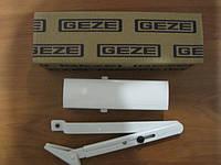 Дверной доводчик GEZE TS 1500 белый