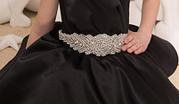 Платье для девочки со съемным шлейфом., фото 2