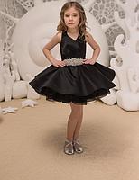 Платье для девочки со съемным шлейфом., фото 3