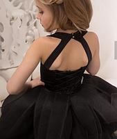 Платье для девочки со съемным шлейфом., фото 4