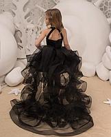 Платье для девочки со съемным шлейфом., фото 5