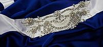 Платье для девочки со съемным шлейфом., фото 10