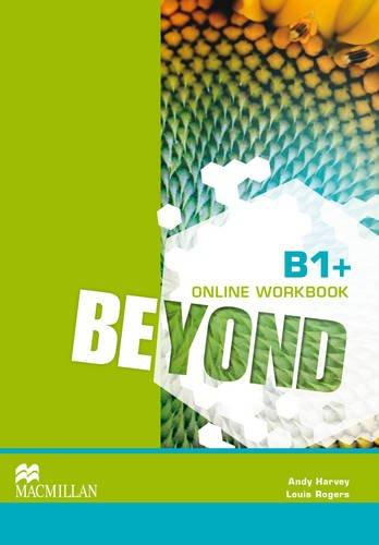 Beyond B1+ Online Workbook