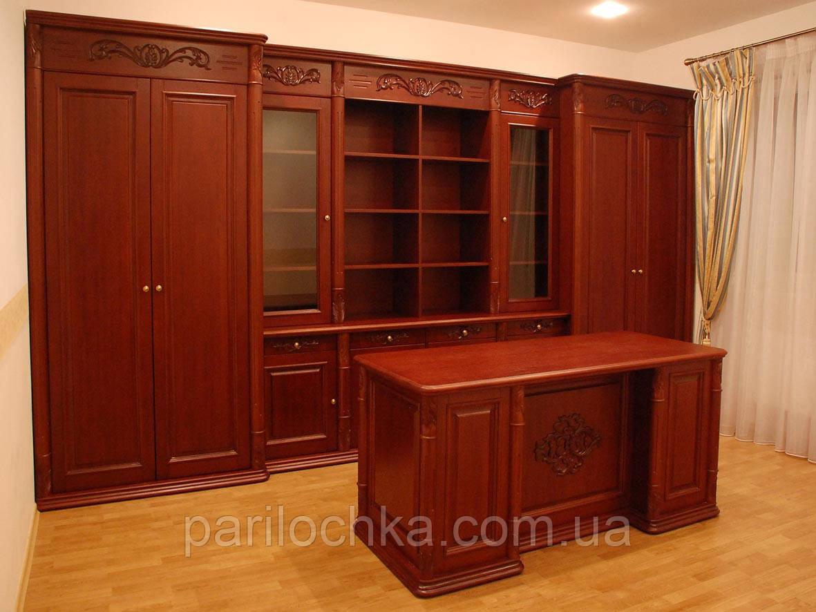 Изготовление мебели из натурального дерева харьков