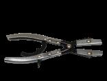 """Клещи для пережима трубопроводов 10"""" HESHITOOLS HS-E3408"""