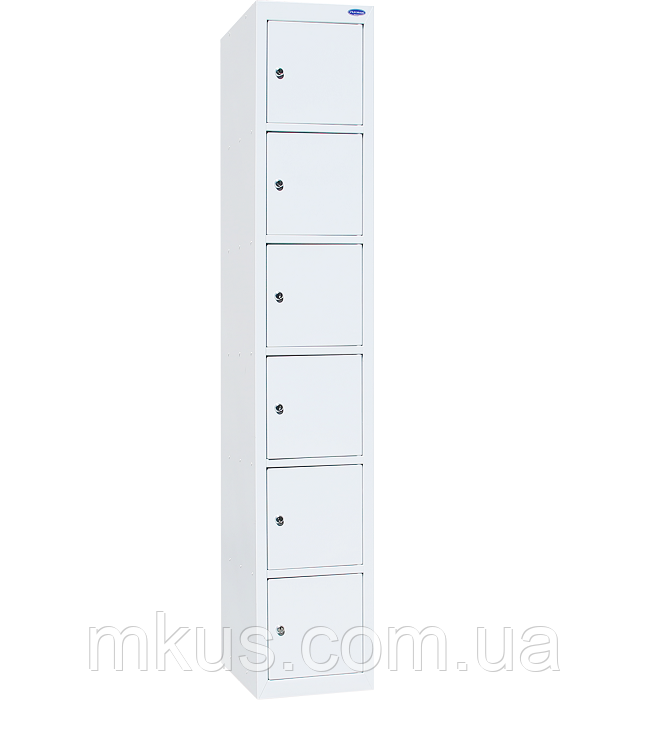 Шкаф ячеечный на 6 ячеек ШО-300/1-6