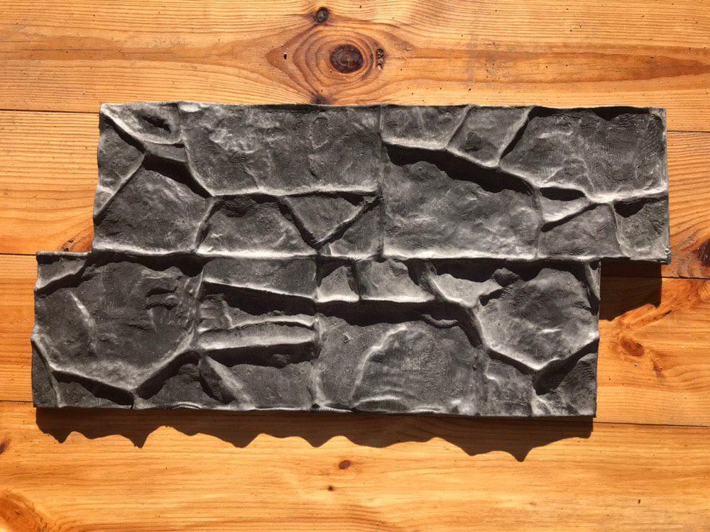 """Резиновый штамп """"Каньон"""" для настенной печати по бетону и штукатурке 560*275 мм"""