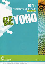 Beyond B1+ Teacher's Book Premium Pack
