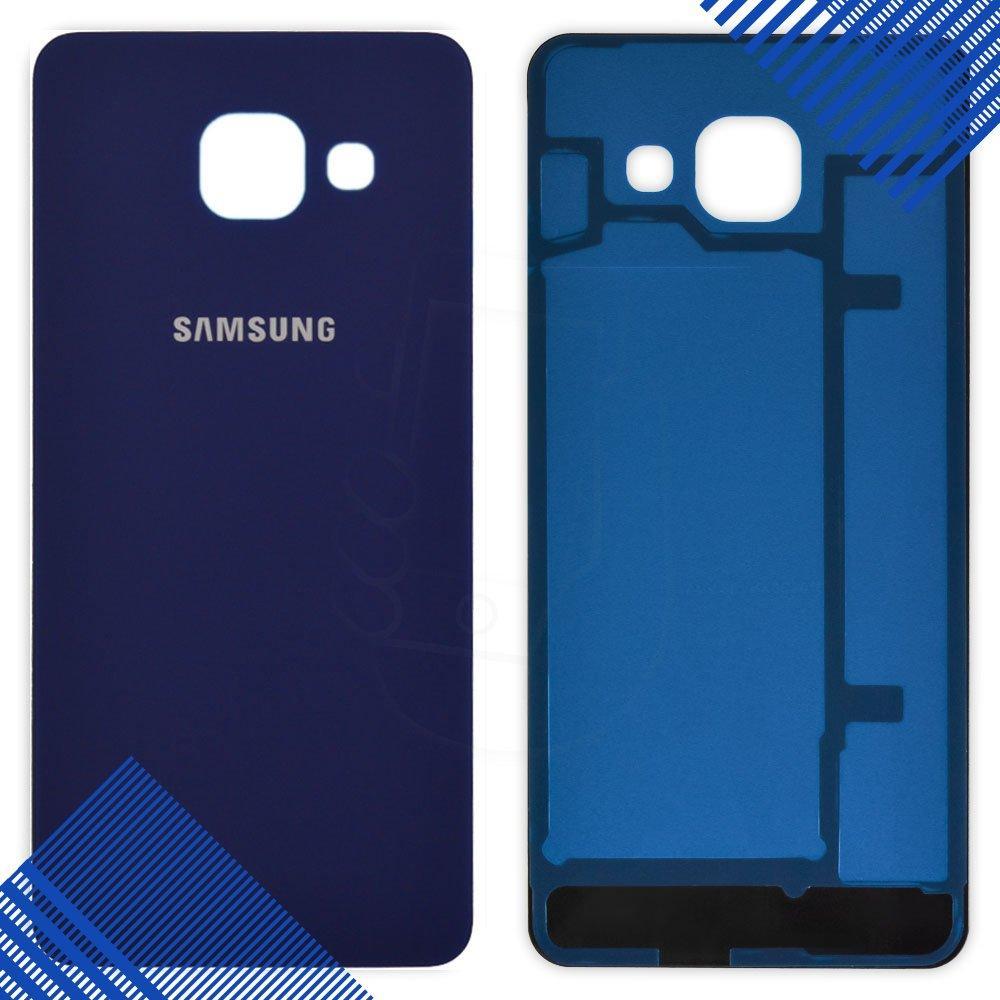 Задняя крышка Samsung A310F DS Galaxy A3 (2016), цвет синий