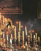 Свічники з латуні