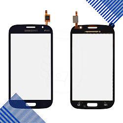 Тачскрин Samsung i9080, i9082 Galaxy Grand Duos, цвет синий