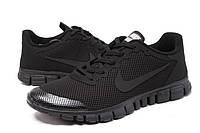 Кроссовки Nike Free 3.0 V2 All Black