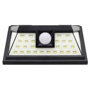 LED светильник 8W на солнечной батарее 6000K 390lm IP65