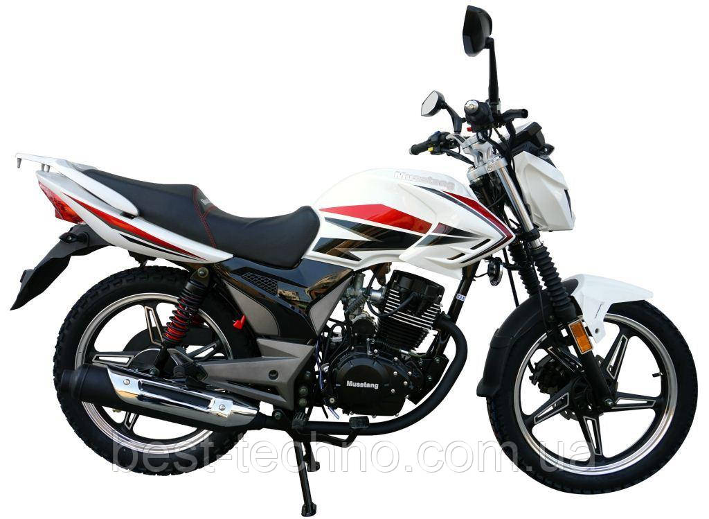 Мотоцикл Musstang Region МТ200-8 2019 года (Мусстанг Регион МТ200-8 200 куб.см.)