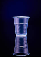 Стакан пластиковый одноразовый 180мл Атем, фото 1