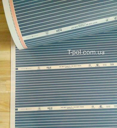 Пленочный теплый пол rexva xica xm 305 ширина- 50 см, фото 2