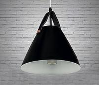 Светильник подвес Лофт Е-27 черный - XD601-BK