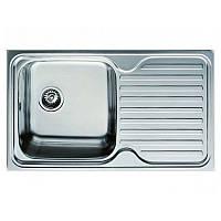 Кухонная мойка Teka CLASSIC 1B 1D (10119057) нержавеющая сталь Микротекстура