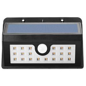 LED світильник 9W на сонячній батареї 6000K 410lm IP65