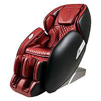 Массажное кресло Casada AlphaSonic 2 (grey-red) Limited Edition