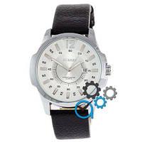 Наручные мужские часы Curren Chronometr Quartz 8023 Silver\White
