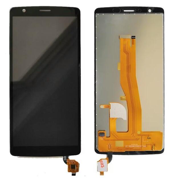 LCD екран + Touchscreen(Модуль) Blackview A20 Pro Чорний.