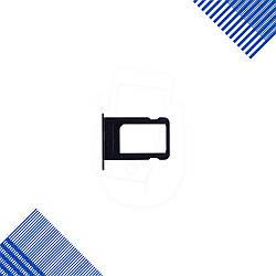 Держатель SIM карты для iPhone 5S, цвет черный