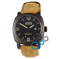 Наручные мужские часы Curren 8158 All Black