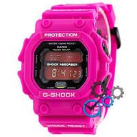 Наручные мужские часы Casio G-Shock GX-56 All Pink