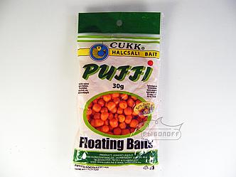 Прикормка CUKK Puffi со вкусом Tutti-Frutti крупного размера 30г